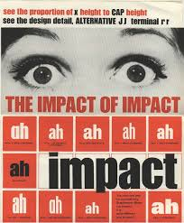 Impact Font Meme - why do memes and image macros use the impact font doobybrain com