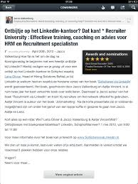 Best Resume App For Ipad by App Global Recruiting Roundtable