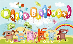 birthday cards for kids card invitation sles awesome kids birthday cards blue themes