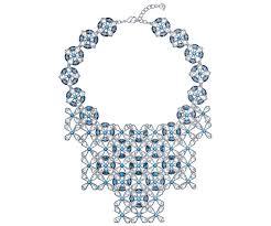 swarovski necklace blue stone images Necklaces jewelry swarovski online shop jpg