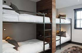 Plans For Building Built In Bunk Beds by 30 Fresh Space Saving Bunk Beds Ideas For Your Home Freshome Com