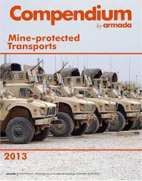 armada feb 2013 compendium mine protected troop transport by