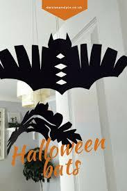 halloween hanging bats daisies u0026 pie