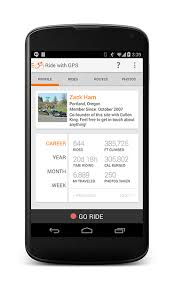 bike app android the best android bike navigation and logging app