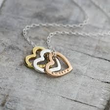 personalised necklaces personalised necklaces gettingpersonal co uk