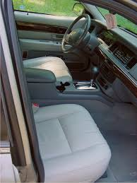 the 2003 mercury grand marquis lse