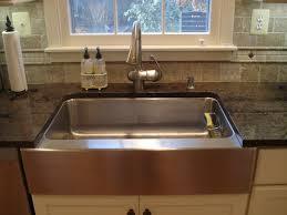 Kitchen Kitchen Sink Protector Hammered Copper Apron Sink Kraus by Sink Archives U2014 The Homy Design