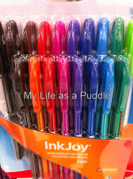 paper mate earth write pencils paper curling my life as a puddle papermate inkjoy 100 pens