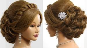prom wedding updo romantic hairstyle for long medium hair hair