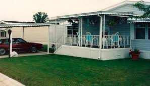 Awning For Mobile Home Add Decorative Touch To Your House With Installing Mobile Home