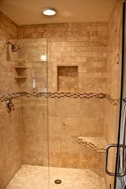 Shower In Bathroom Walk In Shower Traditional Bathroom Milwaukee