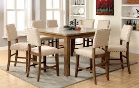 counter height dining room set createfullcircle com