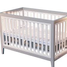 Crib And Mattress by Safesleep Breathe Through Crib Mattress U2013 Gray Base Secure