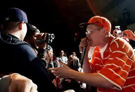 mccoy aka u0027agent orange u0027 raps for freestyle fame news the