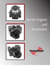 tecumseh service engines and accessories ignition system engines