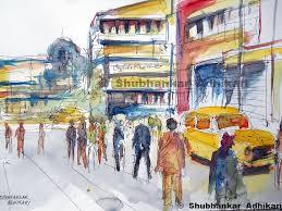artworks by shubhankar adhikari 2015