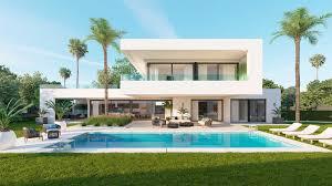 los olivos nueva andalucia marbella new modern villa project