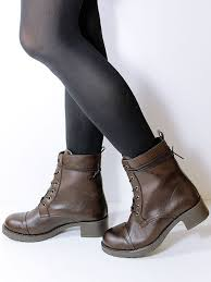womens boots vegan aviator 2 s s brown vegan ankle lace boots ethical market