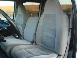 ford f250 seats 2001 ford f350 superduty deluxe leather seat covers
