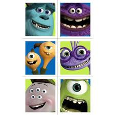 monsters university party supplies monsters university stickers