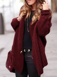 maroon sweater style sweater from zara http lyst com clothing