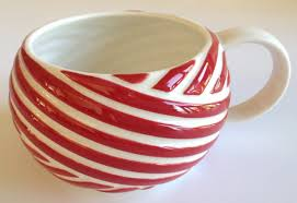 amazon com starbucks candy twist design mug 12 fl oz coffee