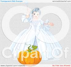pumpkin no background clipart of a fairy godmother from cinderella holding a magic wand