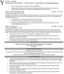 Sample Dental Office Manager Resume by Regional Sales Manager Resume Berathen Com