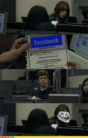 The Social Network Meme - web comics the social network 4koma comic strip webcomics web