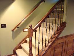 lovely basement stairs finishing ideas with painted basement steps