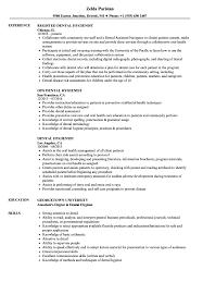 dental hygienist resume dental hygienist resume sles velvet
