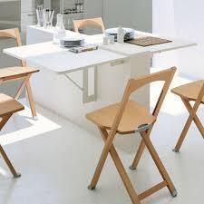 tablette rabattable cuisine charmant table cuisine chaise de rabattable idee escamotable