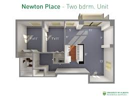 newton place residence services university of alberta
