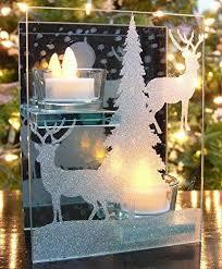 Christmas Decorating Tea Light Holder by Best 25 Led Tea Lights Ideas On Pinterest Glass Light Shades
