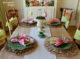 Easter Table Decorations Design by 6 Festive Easter Tables The Bright Ideas Blog