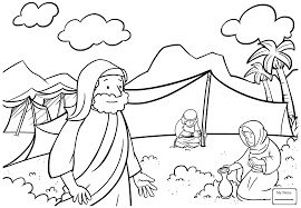 Coloring Pages Moses Christianity Bible Moses Coloring7 Com Bible Coloring Pages Moses