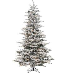 lark manor pre lit 85 white spruce trees artificial