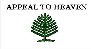 Pine Tree Flag Appeal To Heaven Christian Civics Training