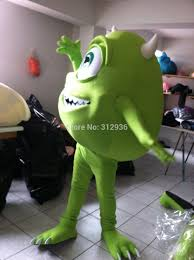 monsters inc halloween costumes adults aliexpress com buy mascot costumes for adults christmas