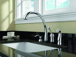 Delta Kitchen Faucets Warranty by Faucet Com 4380 Sd Dst In Chrome By Delta