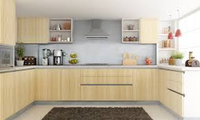 glamorous modular kitchen u shaped design 40 with additional