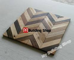 tile craft picture more detailed picture about 3d wood mosaic