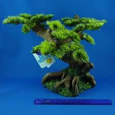 kazoo bonsai plant medium aquarium ornament