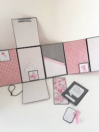 photo albums for babies baby girl photo album pink and black babies by callmecraftie diy