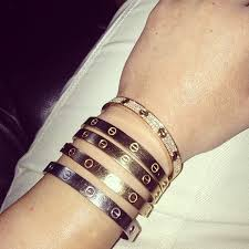 love bracelet with diamonds images Jewels bracelets gold jewelry stacked bracelets bracelets jpg