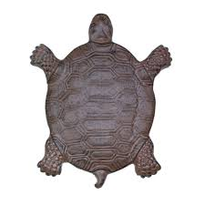 metal home decor wholesale wholesale cast iron turtle stepping stone metal turtle garden art