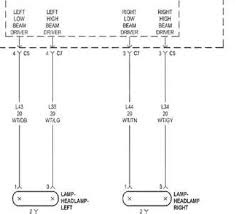 2000 dodge durango headlight wiring diagram questions with
