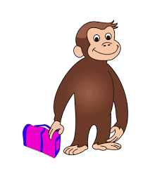 curious george coloring pages kids color print