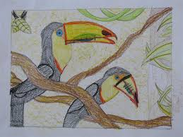 art makes kids smart the toucan