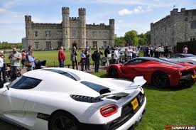 siege cars special report supercar siege 2015 at leeds castle gtspirit